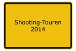 Shooting-Touren 2014