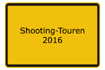Shooting-Touren 2016